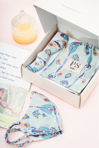 PS-GB0010  PS Kids by Payal Singhal Classic Gift Hamper for Boys (Set of 4)
